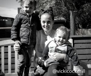 Vicki NICU Mum