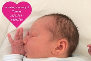 In memory of baby Tommy