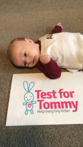 Test for Tommy