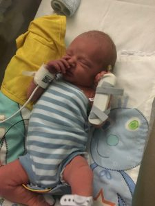 My Baby's Heart Defects: Harrison's Story