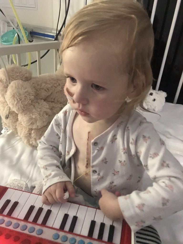 CAVSD: Sienna's Story